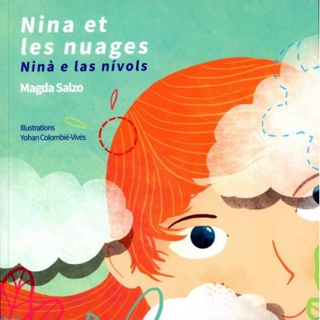 Nina et les nuages (bil + CD) - M. Salzo
