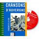 Chansons d'Auvergne, cançons de la vida (bil + CD)