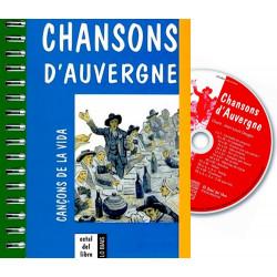 Chansons d'Auvergne (bil + CD)