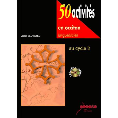 50 activités en oc (lg) cycle 3 (bil) - A. Floutard