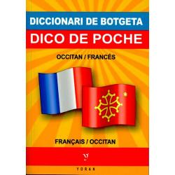 Dico de poche bilingue oc-fr / fr-oc - P. Sauzet