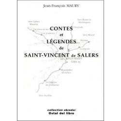 Contes et légendes de St-Vincent de Salers - J.-F. Maury