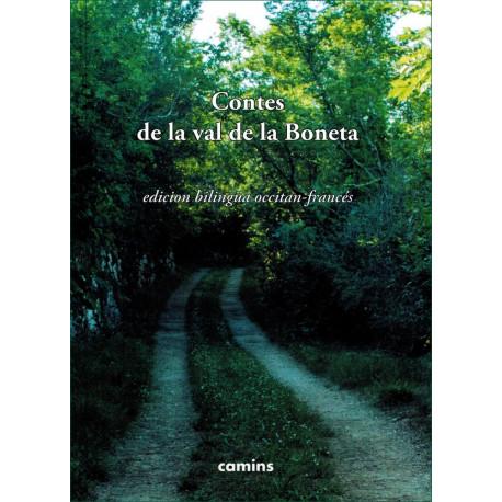 Contes de la val de la Boneta (bil + CD) - Collectiu