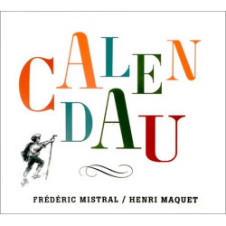 Henri Maquet - CD Calendau