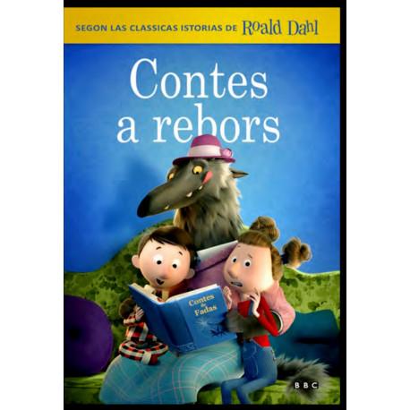 DVD Contes a rebors - J. Lachauer, J. Schuh