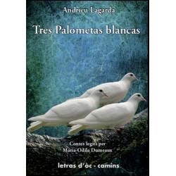 Tres palometas blancas (CD mp3) - A. Lagarda