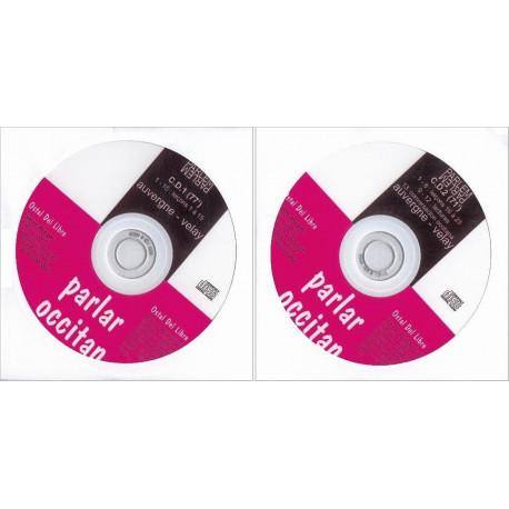 Parlar occitan double CD seul - E. Coudert