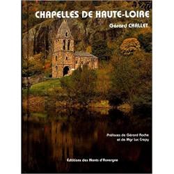 Chapelles de Haute-Loire - Gérard Challet