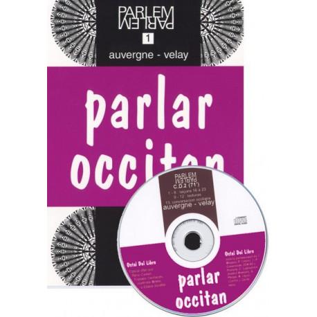 Parlar occitan (livre+CD) - E. Coudert
