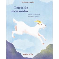 Letras de mon molin (oc) - A. Daudet, A. Lagarde trad.