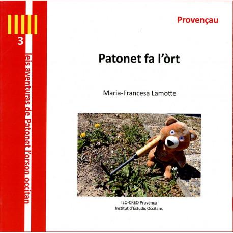 Patonet, fa l'òrt - Maria-Francesa Lamotte