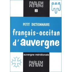 Petit dictionnaire fr-oc d'Auvergne - C. Omelhièr