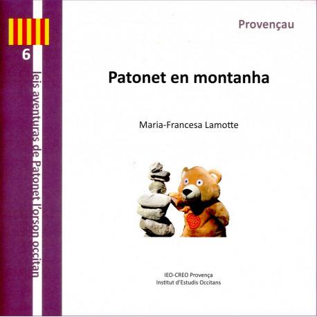 Patonet en montanha - Maria-Francesa Lamotte