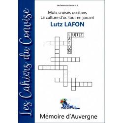 Mots croisés occitan - Lutz Lafon