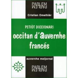 Petiòt diccionari oc. d'Auv.-fr. - C. Omelhièr