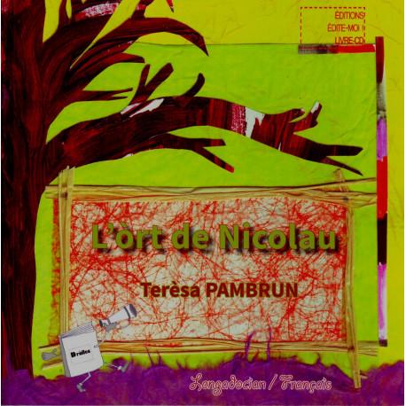 L'òrt de Nicolau (bil + CD) - Terèsa Pambrun