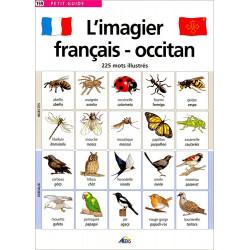 L'imagier français-occitan : 225 mots illustrés