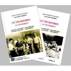 Le vin bourru 1 et 2 (bil) - J.-C. Carrière