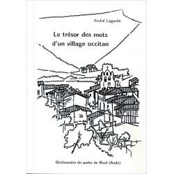 Le trésor des mots d'un village occitan (3e éd) - A. Lagarde