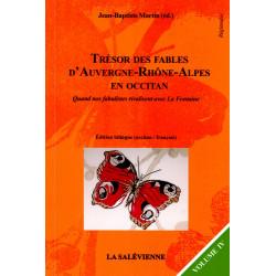 Trésor des fables en oc 4  (bil)  - J.-Baptiste Martin éd