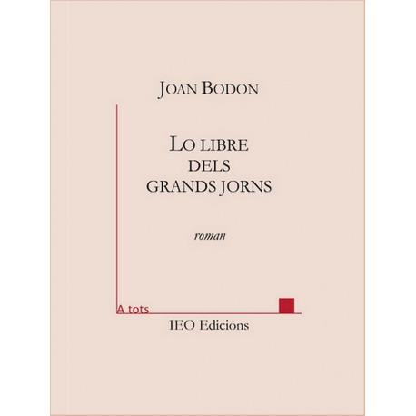 Lo libre dels Grands Jorns - Jean Boudou
