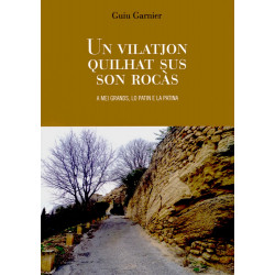 Un vilatjon sus son rocàs - Guiu Granier