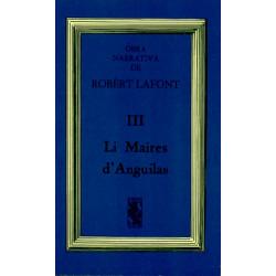 Li Maires d'Anguilas - Robert Lafont