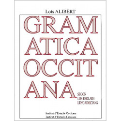 Gramatica occitana (lengadocian) - L. Alibert