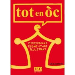 TOT EN ÒC, diccionari elementari illustrat