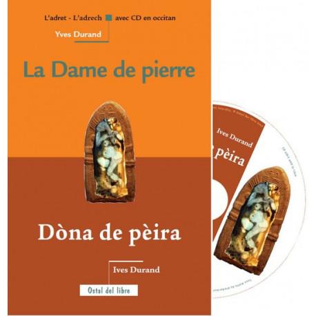 La Dame de pierre (bil+CD) - Yves Durand