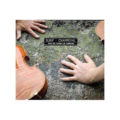 Durif-Champeval - Dans les rochers du Viallaneix