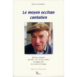 Le moyen occitan cantalien - J. Vezole