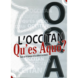 L'occitan qu'es aquò ? - Collectif