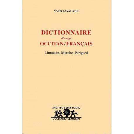 Dictionnaire occitan-français - Y. Lavalade