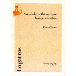 Vocabulaire thématique fr-oc - Florian Vernet