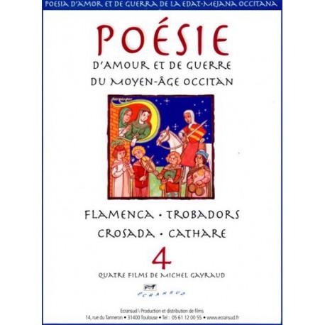 DVD Poésie... du moyen-âge occitan - M. Gayraud