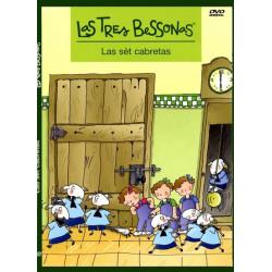 DVD Las tres bessonas et las sèt cabretas