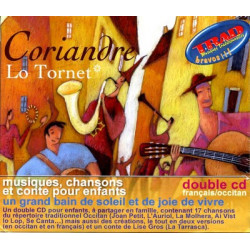 Coriandre - Double CD Lo Tornet