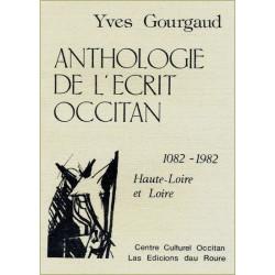 Anthologie de l'écrit oc Haute-Loire - Y. Gourgaud