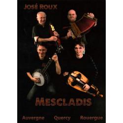 Mescladís (livre + CD) - José Roux