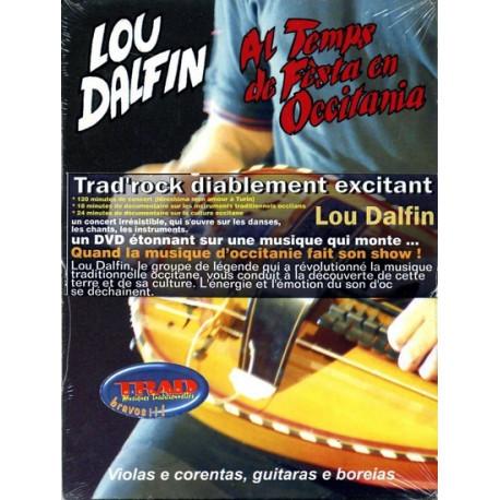DVD Lou Dalfin - Al temps de fèsta en Occitania