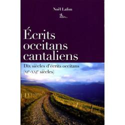 Écrits occitans cantaliens - L. et N. Lafon