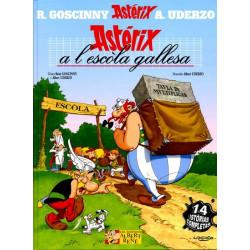 Asterix a l'escòla gallesa - Goscinny et Uderzo