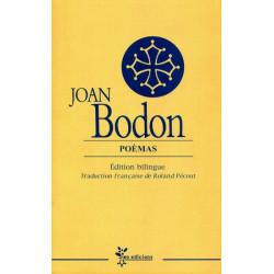 Poèmes - Jean Boudou