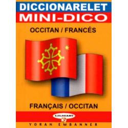 Mini-dico/Diccionarelet fr-oc, oc-fr