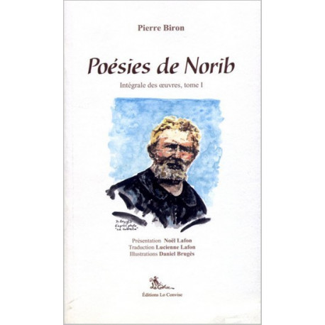 Poésies de Norib - Pierre Biron