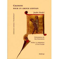 Chansons pour un amour lointain - J. Rudel