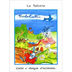 Turlututu1 (bil + CD) - La Talvera