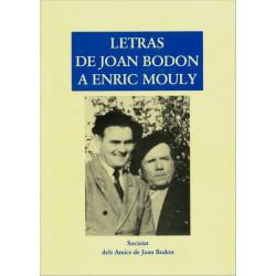 Lettres de Jean Boudou à Henry Mouly
