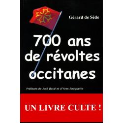 700 ans de révoltes occitanes - G. de Sède
